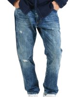 Wrangler ανδρικό τζην παντελόνι Slider Once Upon A Blu - W18RGW195 - Μπλε image