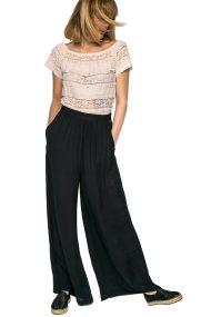Γυναικείο παντελόνι Pepe Jeans - PL2109460000 - Μαύρο