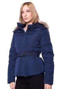 Γυναικείο μπουφάν Pepe Jeans - PL401256 - Μπλε