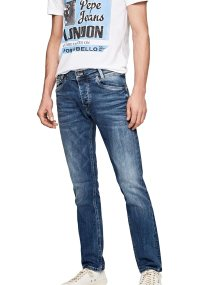 Pepe Jeans ανδρικό τζην παντελόνι Spike L32 - PM200029Z232 - Μπλε
