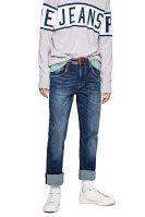 Pepe Jeans ανδρικό τζην παντελόνι Zinc L34 - PM201519GI94 - Μπλε Σκούρο image