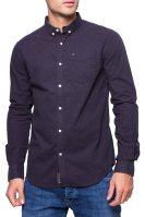 Ανδρικό πουκάμισο Superdry - M40003MP - Μπλε Σκούρο image