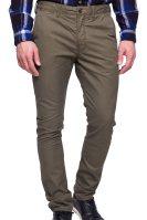 Ανδρικό παντελόνι Superdry - M70101BP - Χακί image