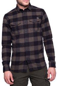 Ανδρικό πουκάμισο Superdry - M40002BP - Χακί