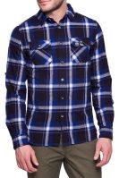 Ανδρικό πουκάμισο Superdry - M40006EP - Μπλε Ηλεκτρίκ image