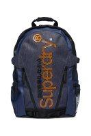 Superdry ανδρικό backpack Honeycomb Tarp - M91015MT - Μπλε image
