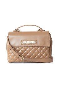 Love Moschino γυναικεία τσάντα ώμου καποτινέ flap - JC4006PP18LA0 - Σομον