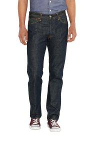 Levi's ανδρικό τζην παντελόνι 501® Original Fit (34L) - 0050101-62-34 - Μπλε Σκούρο