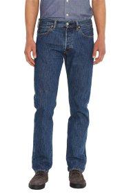 Levi's ανδρικό τζην παντελόνι 501® Original Fit (32L) - 0050101-14-32-** - Μπλε