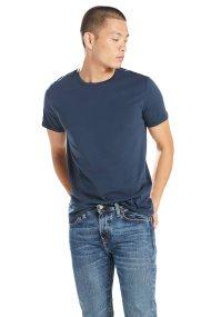 Ανδρικό Σετ Τ-shirts (2 τεμαχίων) Levi's - 8217600-04 - Μπλε Σκούρο