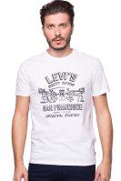 Ανδρική μπλούζα Levi's - 2249500-21 - Λευκό image