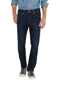 Levi's ανδρικό τζην παντελόνι 511™ Slim Fit (32L) - 0451115-42-32 - Μπλε Σκούρο
