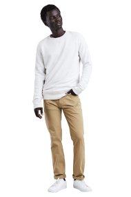 Levi's ανδρικό παντελόνι μπεζ 511™ Slim Fit Bi‑Stretch (34L) - 0451126-18-34 - Μπεζ