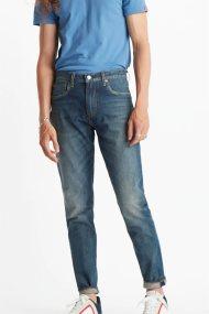 Levi's® ανδρικό τζην παντελόνι 512™ Slim Taper (32L) - 2883305-65-32 - Μπλε Σκούρο