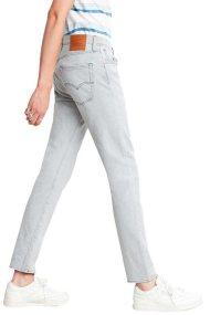 Levi's® ανδρικό τζην παντελόνι 501® Slim Taper (34L) - 2889402-35-34 - Ανοιχτό Γαλάζιο