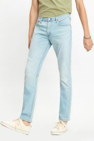 Levi's® ανδρικό τζην παντελόνι 511™ Slim (32L) - 0451143-17-32 - Γαλάζιο