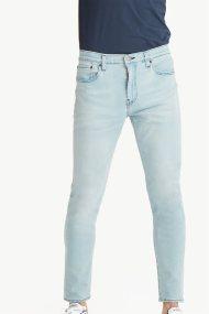 Levi's® ανδρικό τζην παντελόνι 512™ Slim Taper Flex (32L) - 2883305-80-32 - Μπλε Ανοιχτό
