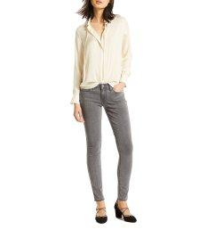 Γυναικείο τζην παντελόνι Smoke Mirrors 711 Skinny (34L) Levi's - 1888102-05-34 - Γκρι