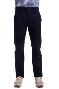 Ανδρικό παντελόνι chinos Timberland - CA1N5S433 - Μπλε Σκούρο