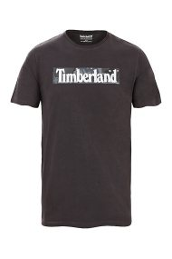 Timberland ανδρικό T-shirt Kennebec River Pattern - TB0A1LMRN111 - Ανθρακί