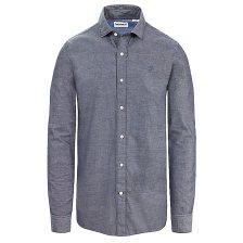 Timberland ανδρικό πουκάμισο Wellfleet - TB0A1NBGB681 - Μπλε Σκούρο