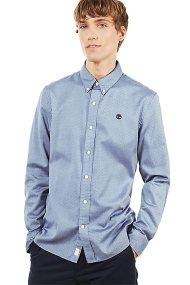 Τimberland ανδρικό πουκάμισο Τioga River - TB0A1NVWR961 - Γαλάζιο