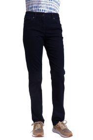 Γυναικείο παντελόνι τζην Roxeri Long leg Gerry Webber - 92151-67910 - Μπλε Σκούρο