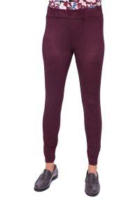 Γυναικείο παντελόνι Gerry Weber - 620900-35072 - Μπορντό