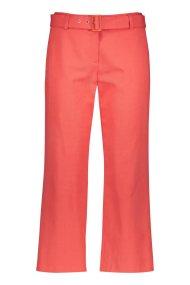 Gerry Weber γυναικείο παντελόνι cropped - 720011-38216 - Κοραλί