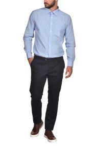 Dur ανδρικό chino παντελόνι Regular fit - 40210276 - Μπλε Σκούρο