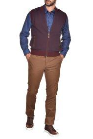 Dur ανδρικό chino παντελόνι Regular fit - 40210276 - Μπεζ