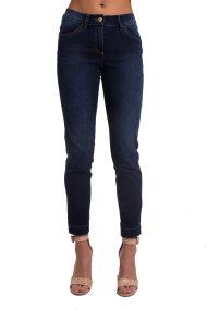 Γυναικείο τζην παντελόνι Virginia Blu - MAN/ARISA - Μπλε Σκούρο