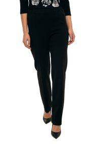 Paul Christophe γυναικείο ψηλόμεσο ελαστικό παντελόνι - 831271 - Μαύρο