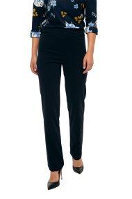 Paul Christophe γυναικείο ψηλόμεσο ελαστικό παντελόνι - 831271 - Μπλε Σκούρο