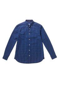 North Sails ανδρικό πουκάμισο μπλε Shirt b.d longsleeve regular - 663428 - Μπλε