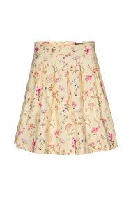Γυναικεία εμπριμέ φούστα κλος Orsay - 722158-111000 - Κίτρινο