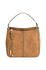 Γυναικεία hobo bag μονόχρωμη Orsay - 901066-752000 - Κεραμιδί