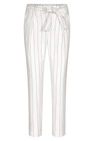 Orsay γυναικείο παντελόνι ριγέ - 352224-001000 - Λευκό