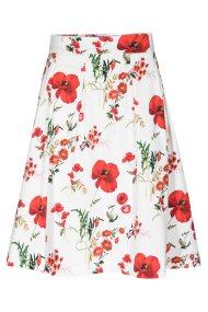 Orsay γυναικεία φόυστα κλος floral - 722215-001000 - Λευκό