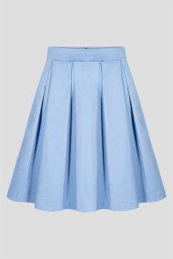 Orsay γυναικεία φούστα flare - 790144-572000 - Γαλάζιο