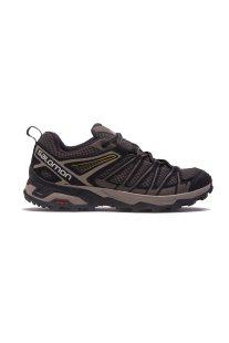 Αθλητικά παπούτσια ορειβασίας X Ultra 3 Prime Salomon - L40245900 - Χακί