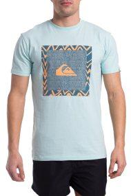 Ανδρικό T-Shirt Classic Nano Spano Quicksilver - EQYZT04775 - Γαλάζιο