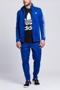 Ανδρικό παντελόνι φόρμας Adidas - CW1271 - Μπλε Ηλεκτρίκ