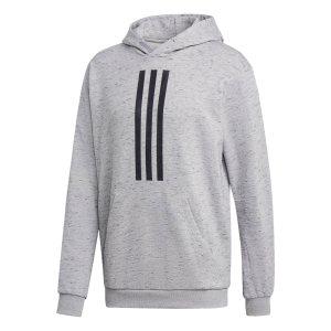 9ae00bc420c7 Adidas ανδρικό φούτερ με κουκούλα ID Heavy Terry Hoodie - DP3112 - Γκρι