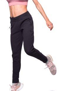 6c1da81544 Γυναικείο παντελόνι φόρμας Adidas - BR1900 - Μαύρο
