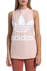 Adidas Γυναικεία αμάνικη αθλητική μπλούζα Trefoil Adidas - CE5583 - Σομον 2018