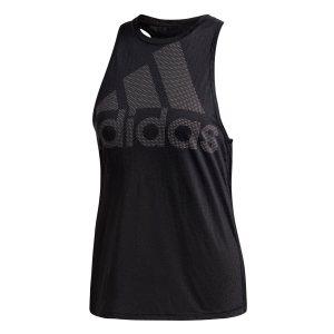 Adidas γυναικεία μπλούζα Magic Logo Tank μαύρο - CZ7888 - Μαύρο