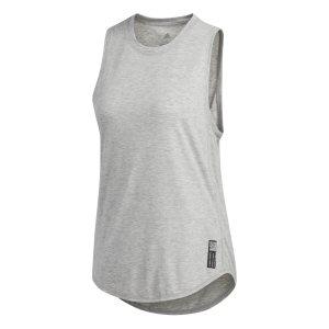 Adidas γυναικεία αμάνικη μπλούζα Adapt to Chaos - DW7828 - Γκρι