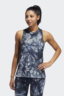 Adidas γυναικεία αμάνικη μπλούζα με αθλητική πλάτη Parley Tank - EJ7826 - Μαύρο