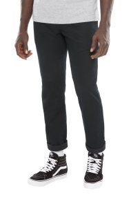 Vans ανδρικό παντελόνι Authentic Chino Stretch - VN0A3143BLK1-** - Μαύρο